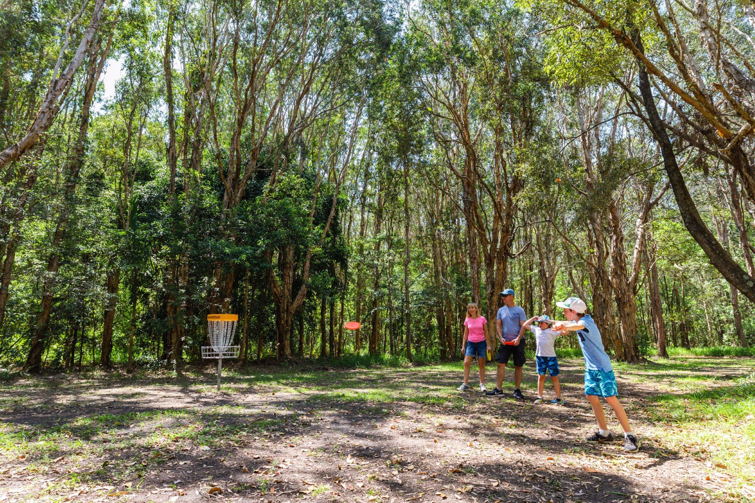 Ballina Disc Golf - Accommodation Ballina