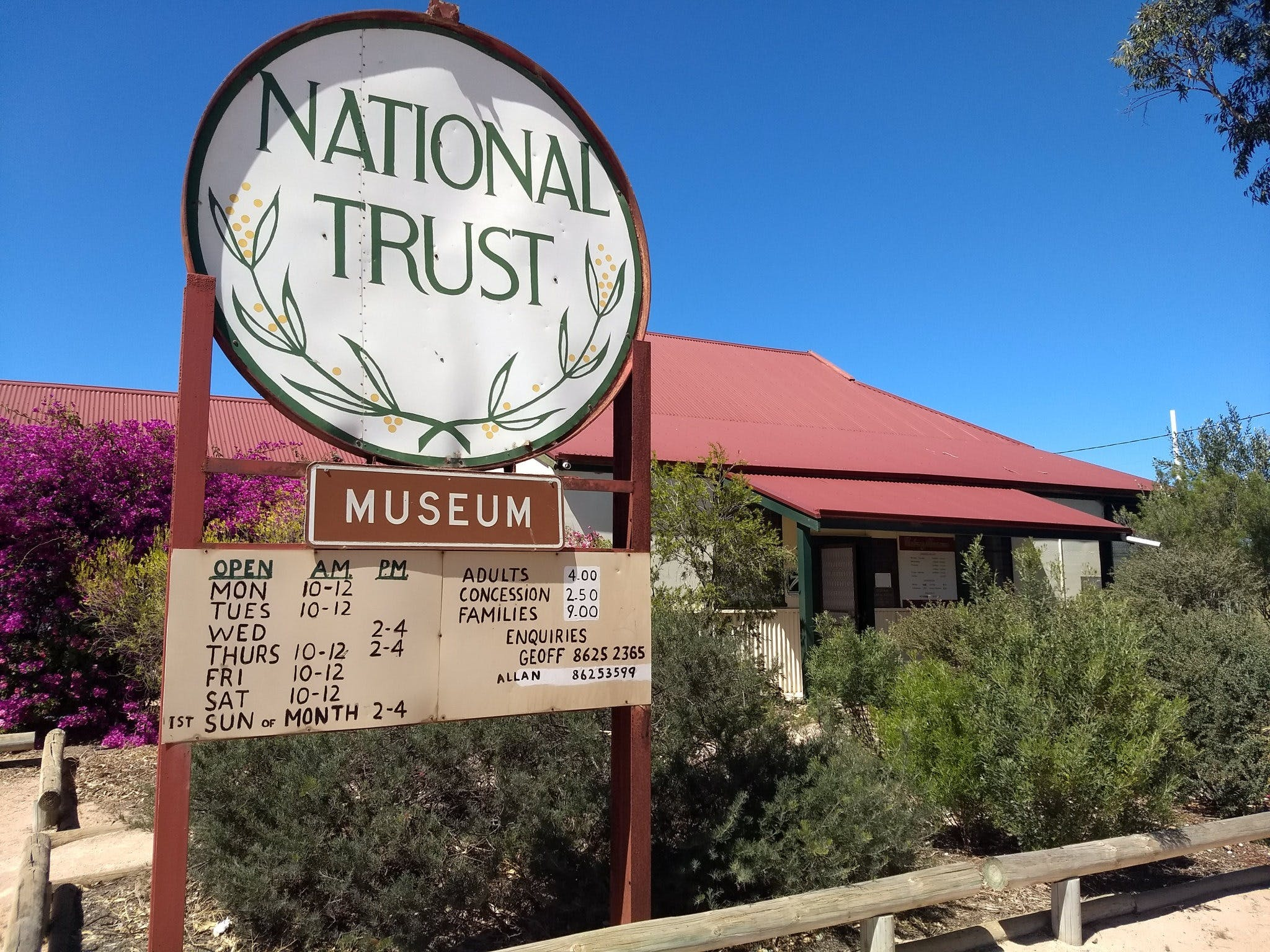 Ceduna National Trust Musuem - Accommodation Ballina