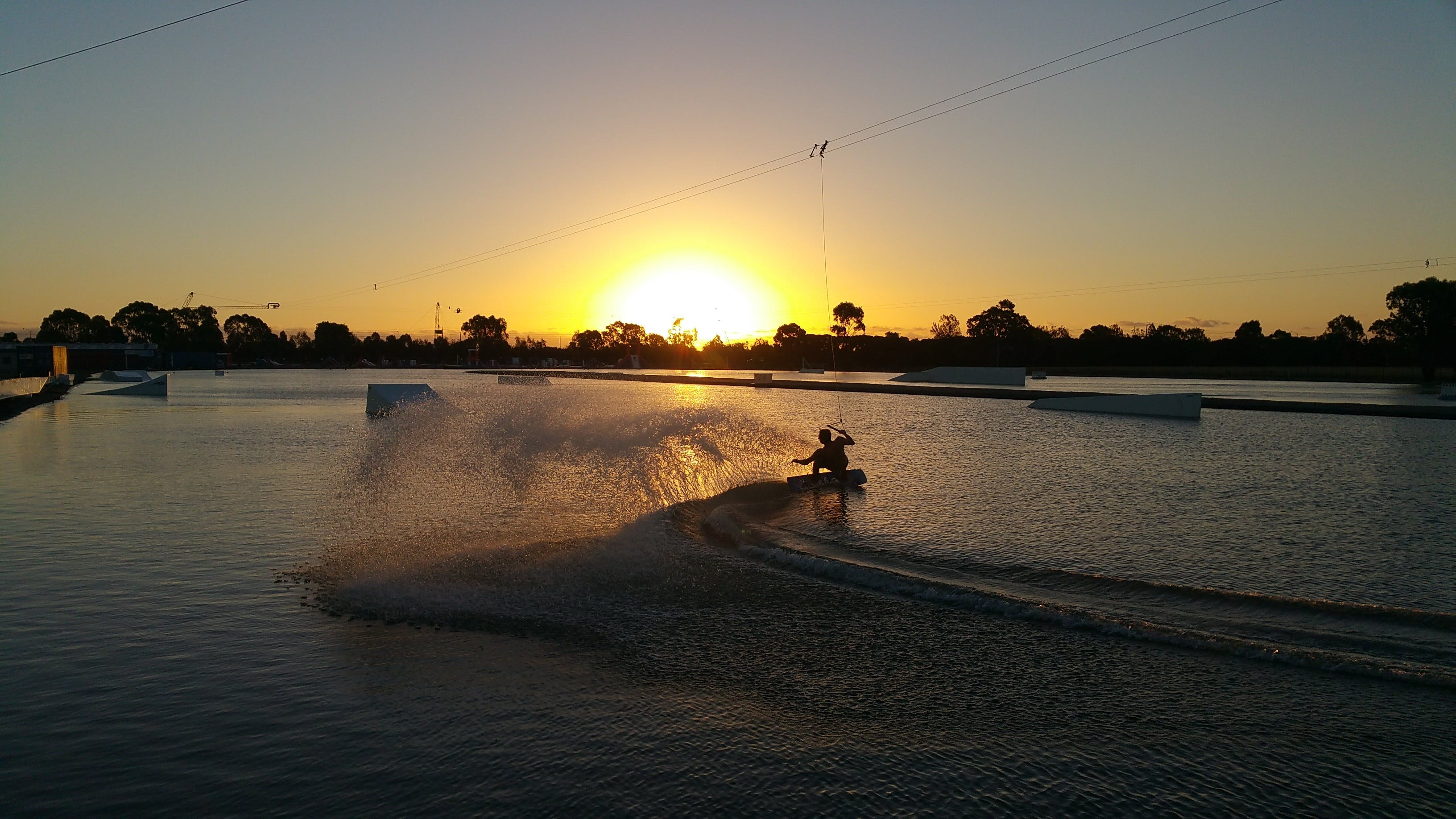 Melbourne Cable Park - Accommodation Ballina