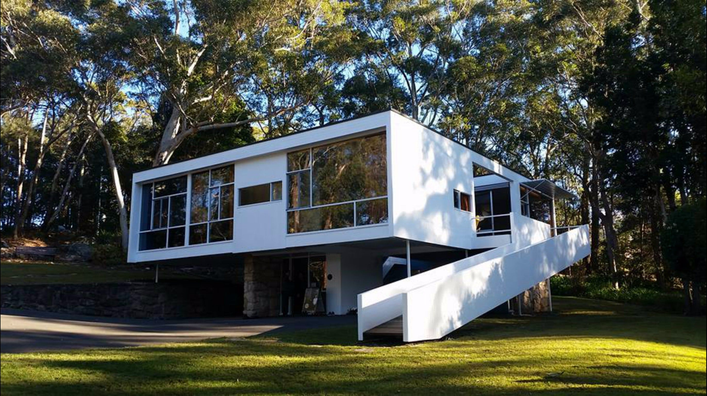 Rose Seidler House - Accommodation Ballina