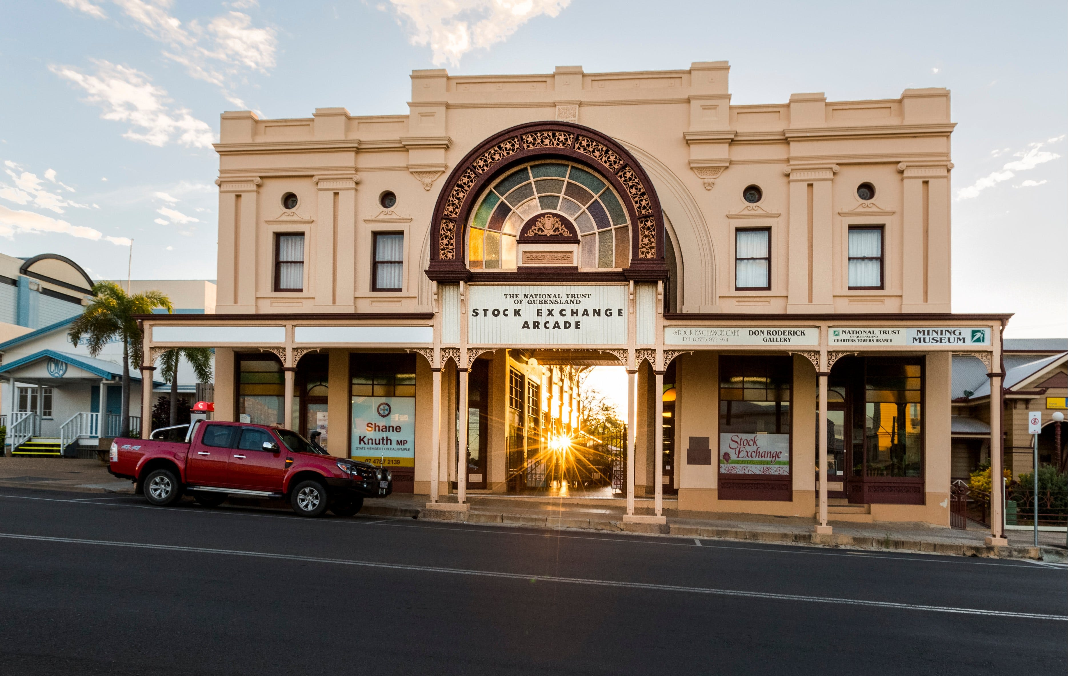 Stock Exchange Arcade - Accommodation Ballina