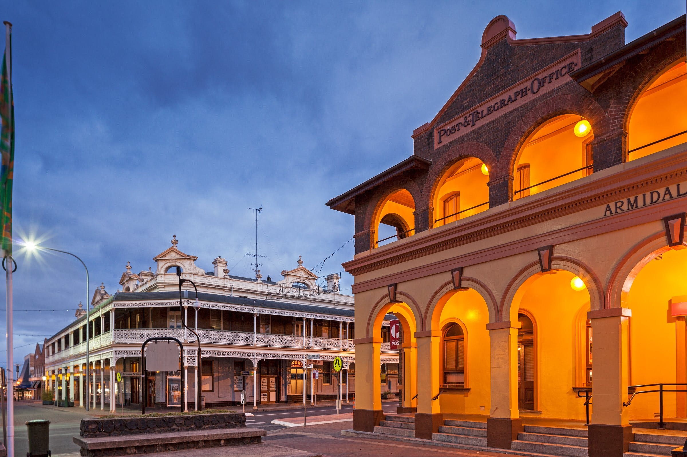 Armidale Heritage Tours - Accommodation Ballina