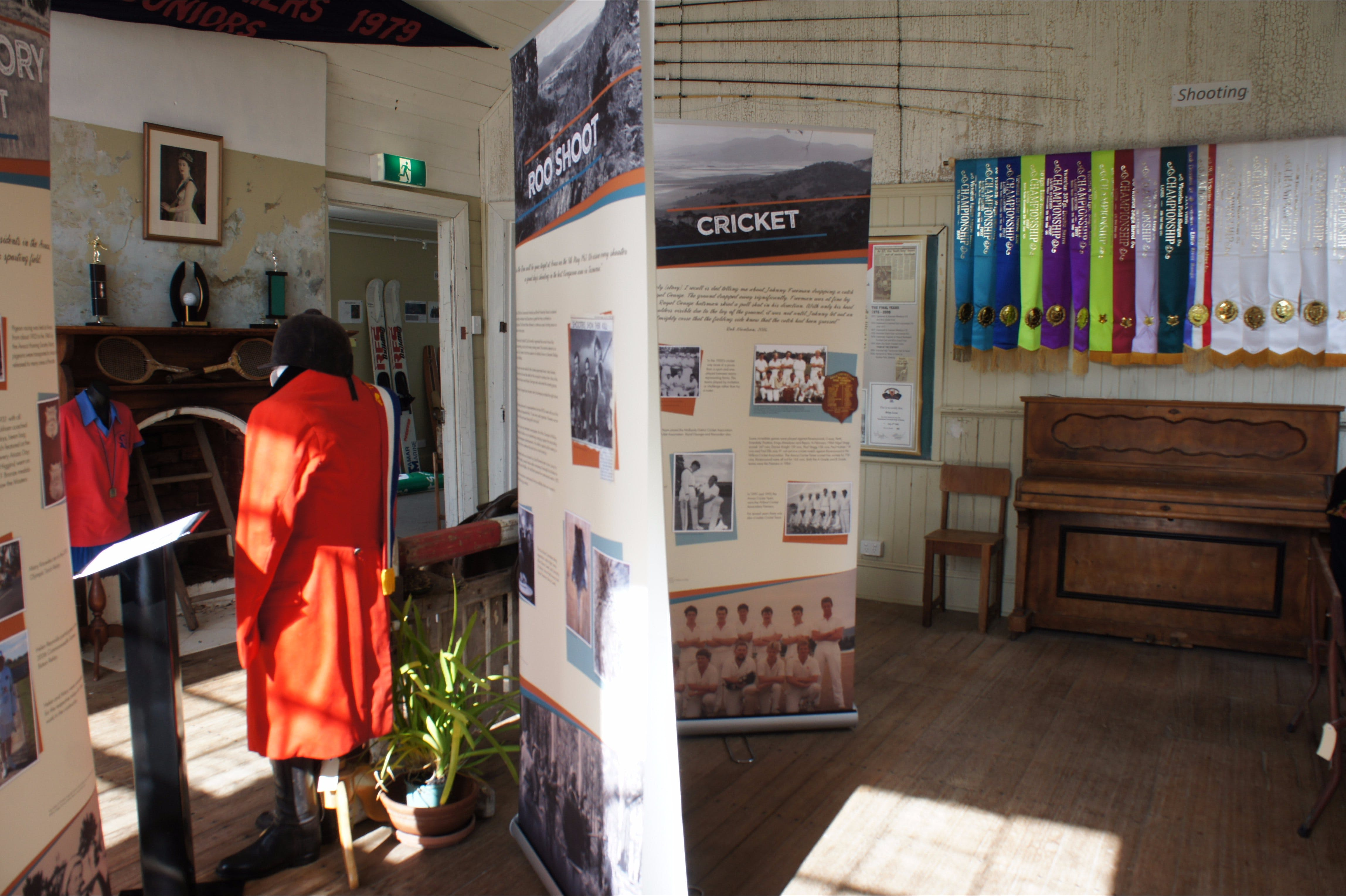 Avoca Museum and Information Centre - Accommodation Ballina
