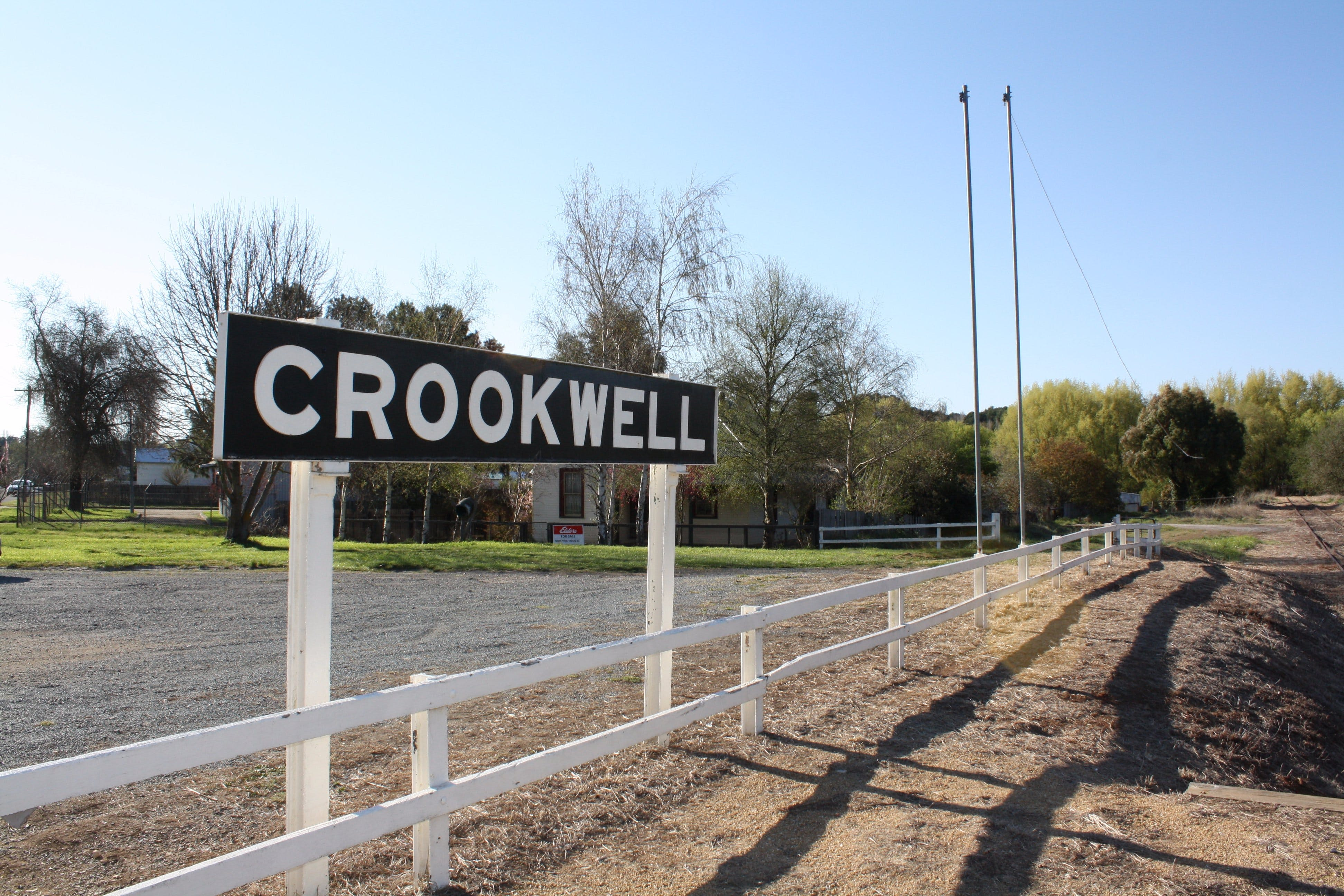 Crookwell Railway Station - Accommodation Ballina