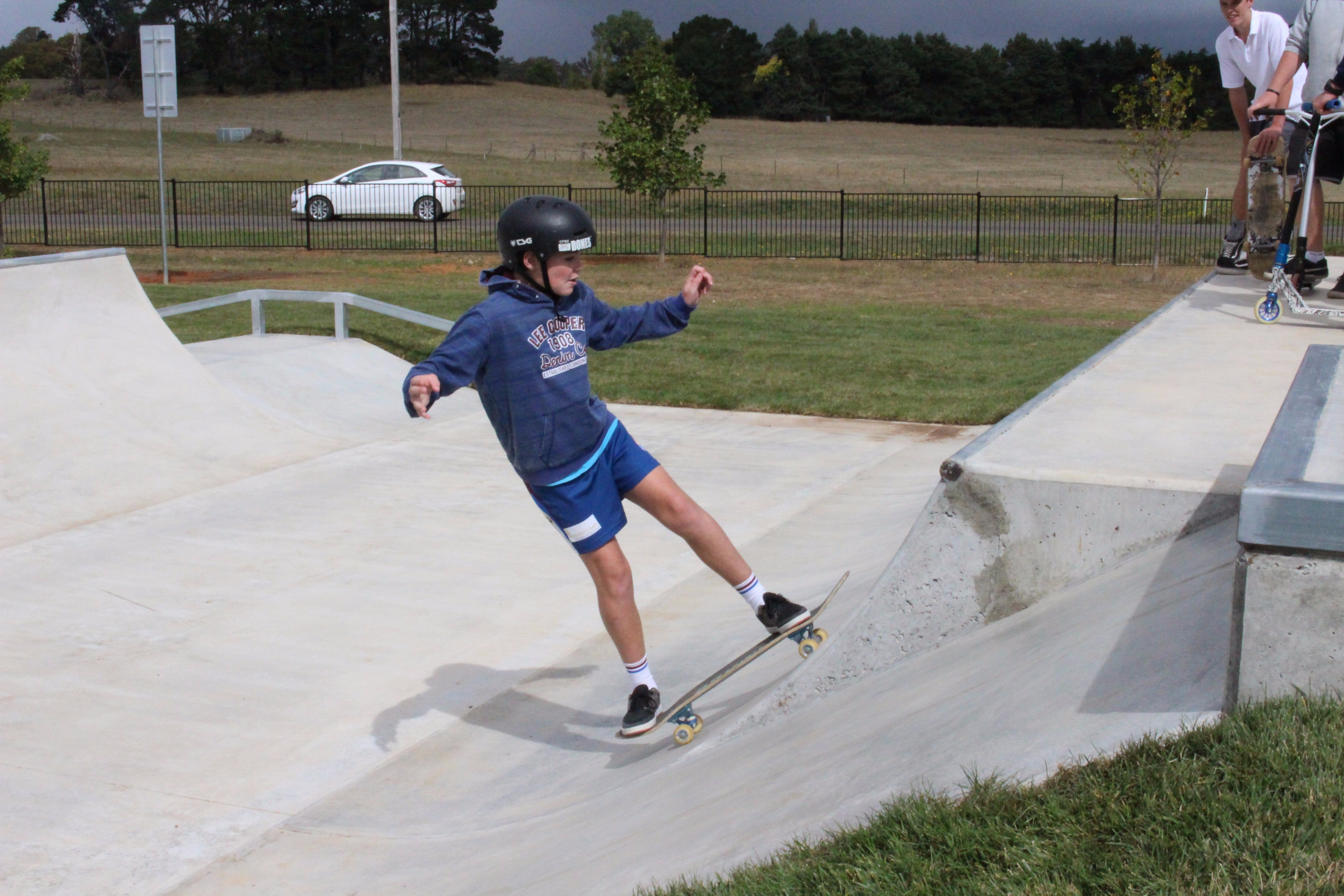 Crookwell Skate Park - Accommodation Ballina