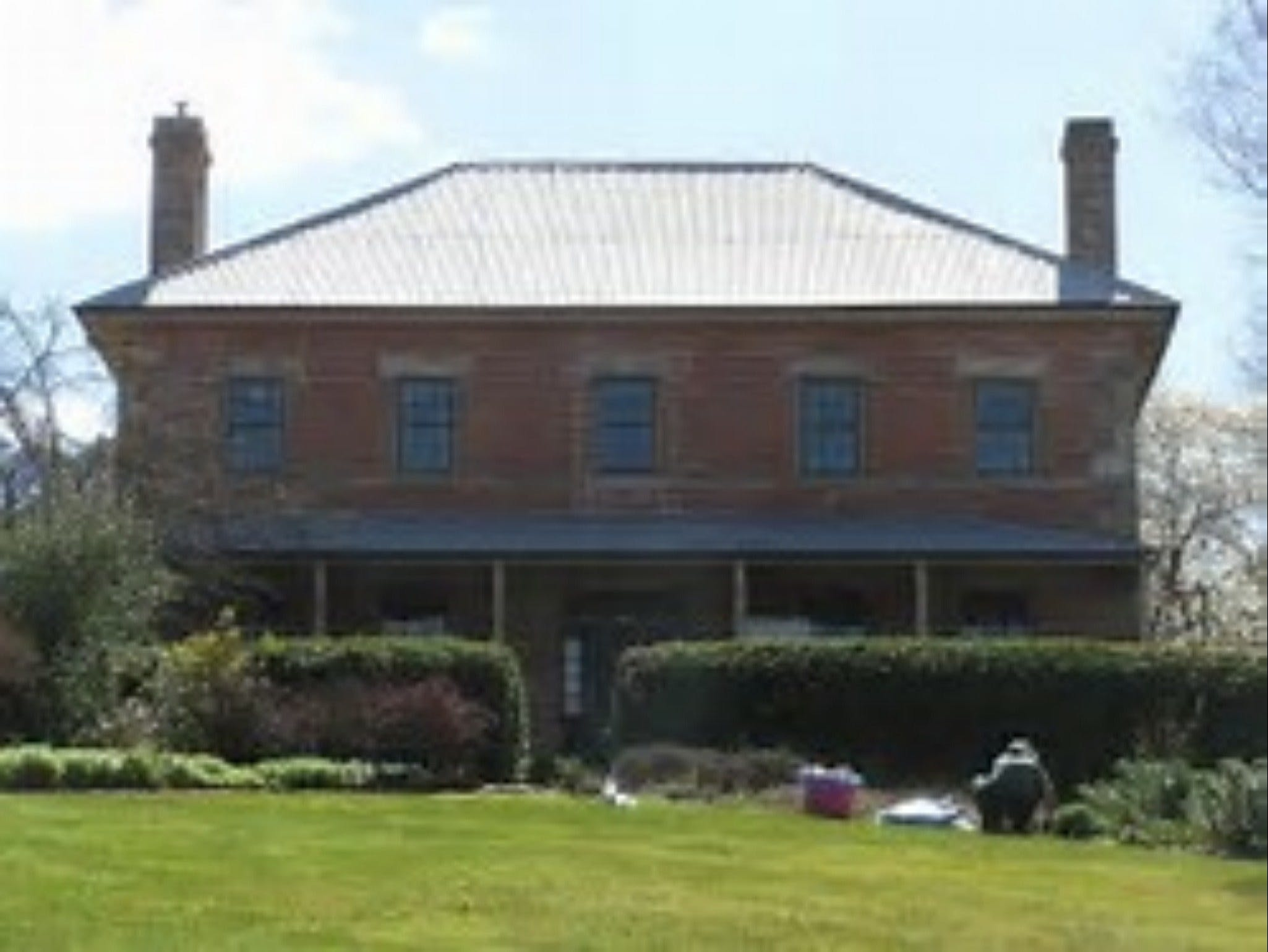 Harpers Mansion - Accommodation Ballina