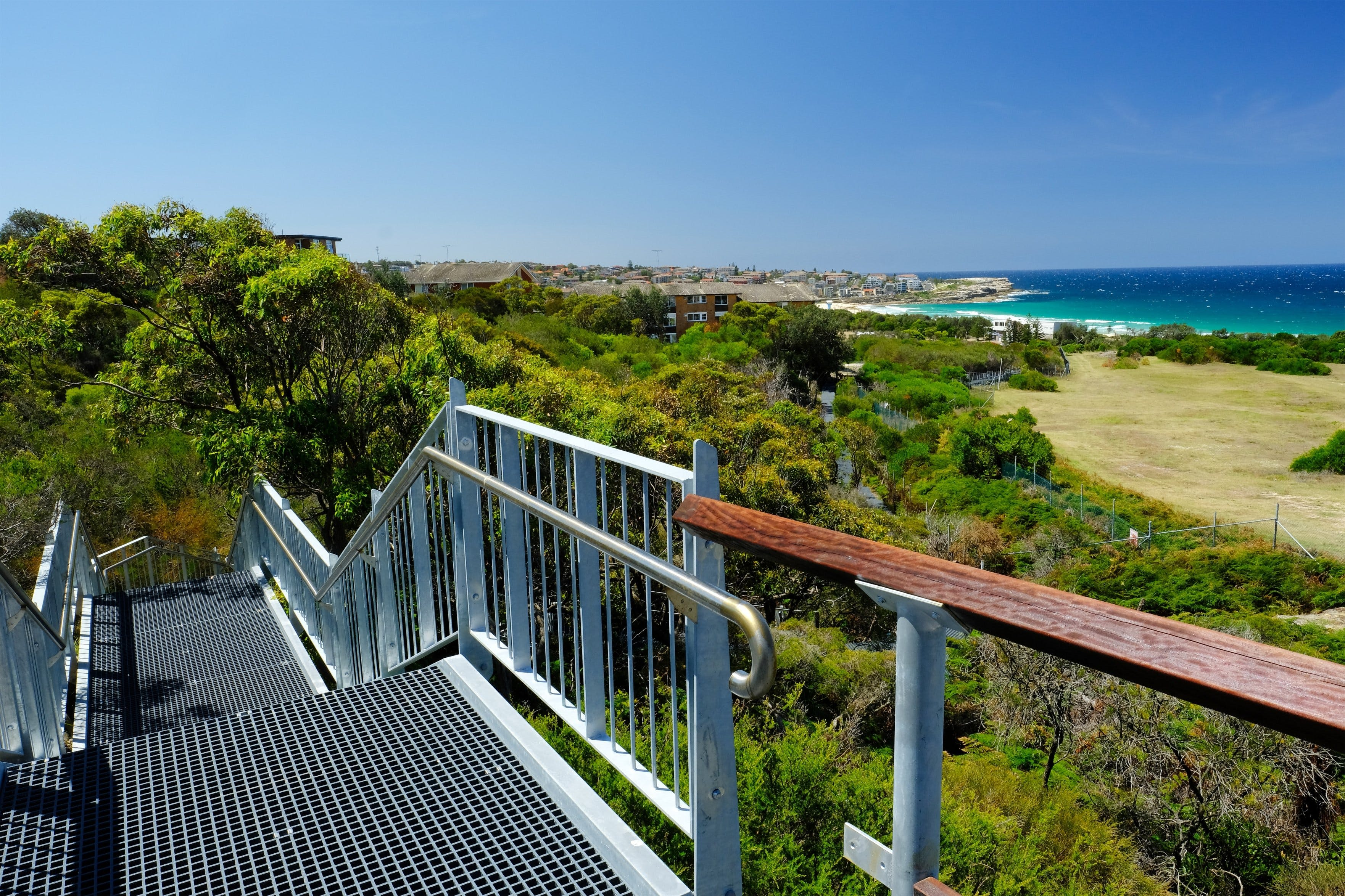 Malabar Headland National Park Western Escarpment Walking Track - Accommodation Ballina