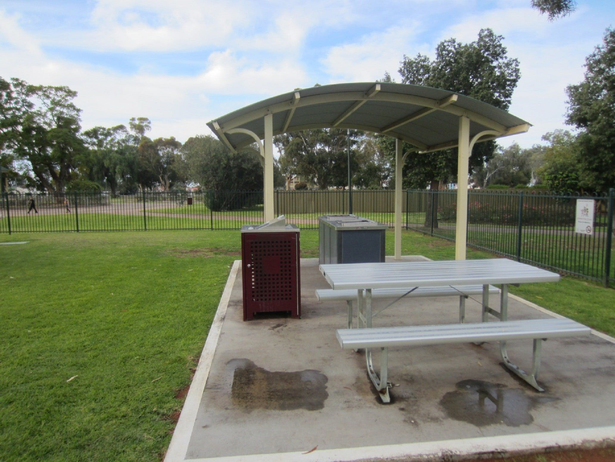 Sturt Park Reserve and Titanic Memorial - Accommodation Ballina