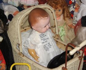 Little Darlings Doll Museum and Coffee Shop - Accommodation Ballina