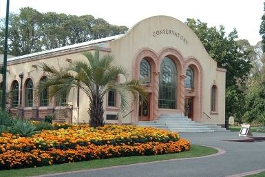 Conservatory - Accommodation Ballina