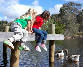 Vasse River and Rotary Park - Accommodation Ballina