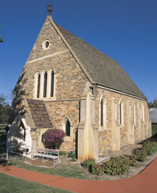 Uniting Church - York - Accommodation Ballina