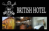 British Hotel - Accommodation Ballina