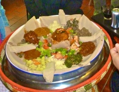 Made In Africa Ethiopian Restaurant - Accommodation Ballina