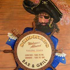 Schooners Bar  Grill - Accommodation Ballina