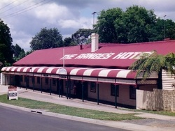 Ranges Hotel - Accommodation Ballina