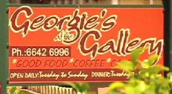 Georgies Cafe Restaurant - Accommodation Ballina