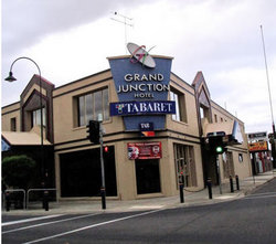 Grand Junction Hotel - Accommodation Ballina