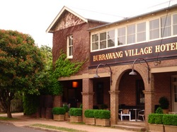 Burrawang Village Hotel - Accommodation Ballina
