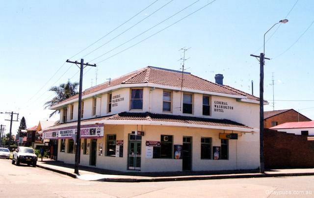 Old Fitzroy Hotel The - Accommodation Ballina