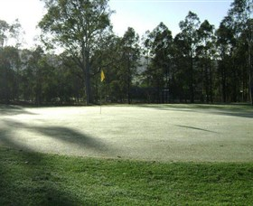 Paterson Golf Club - Accommodation Ballina