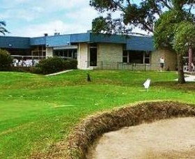 Vincentia Golf Club - Accommodation Ballina
