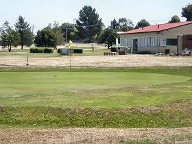 Campbell Town Golf Club - Accommodation Ballina