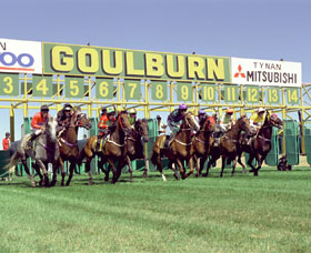 Goulburn and District Racing Club - Accommodation Ballina