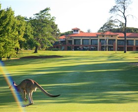 Royal Canberra Golf Club - Accommodation Ballina