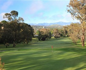 Federal Golf Club - Accommodation Ballina