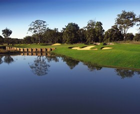 Kooindah Waters Golf Club - Accommodation Ballina