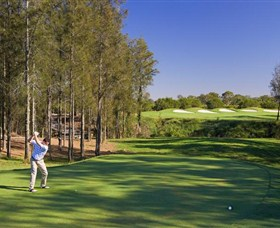 Hunter Valley Golf and Country Club - Accommodation Ballina