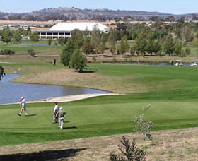 Gungahlin Lakes Golf and Community Club - Accommodation Ballina