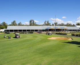 Yarrawonga Mulwala Golf Club Resort - Accommodation Ballina