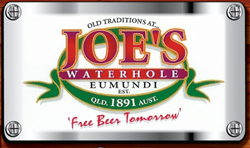 Joe's Waterhole Hotel - Accommodation Ballina
