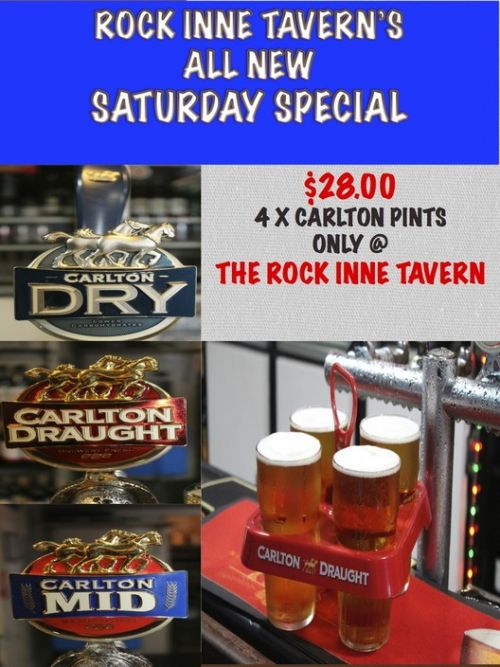 Rock Inne Tavern & Hot Rocks Restaurant