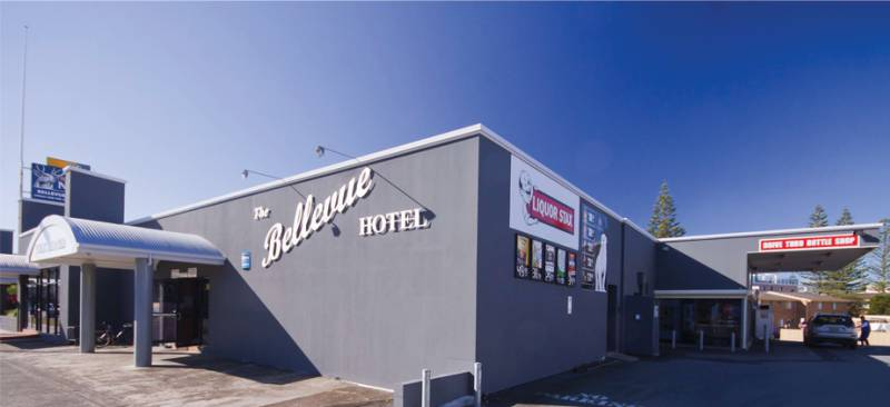 Bellevue Hotel - Accommodation Ballina