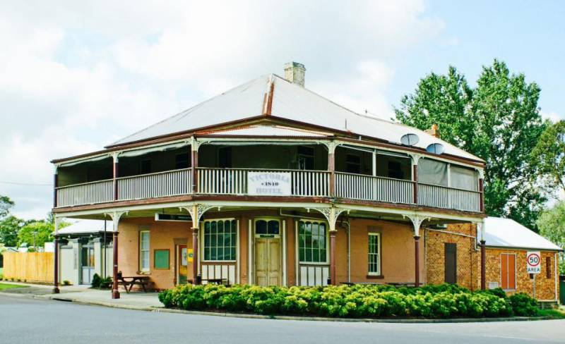 The Victoria Hotel Hinton - Accommodation Ballina