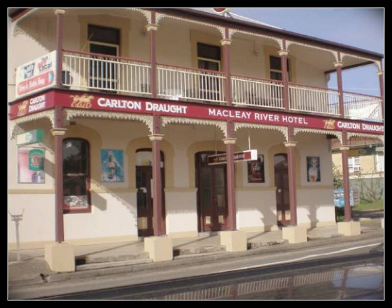 Macleay River Hotel - Accommodation Ballina