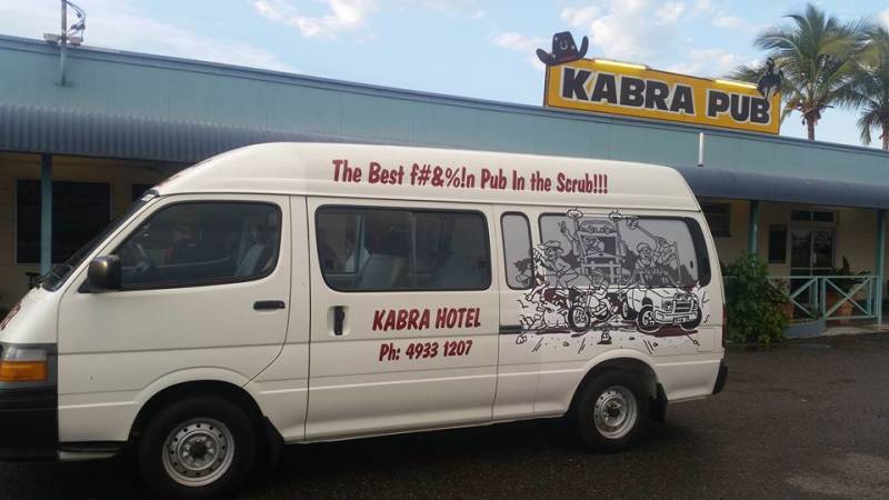 Kabra Hotel - Accommodation Ballina