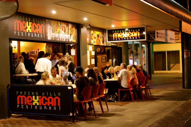 Pancho Villa Mexican Restaurant - Accommodation Ballina