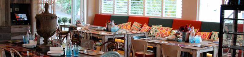 Bohemian Bungalow Restaurant  Bar - Accommodation Ballina