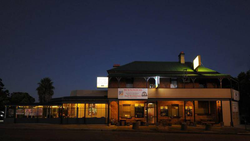 Bushrangers Bar  Brasserie - Accommodation Ballina