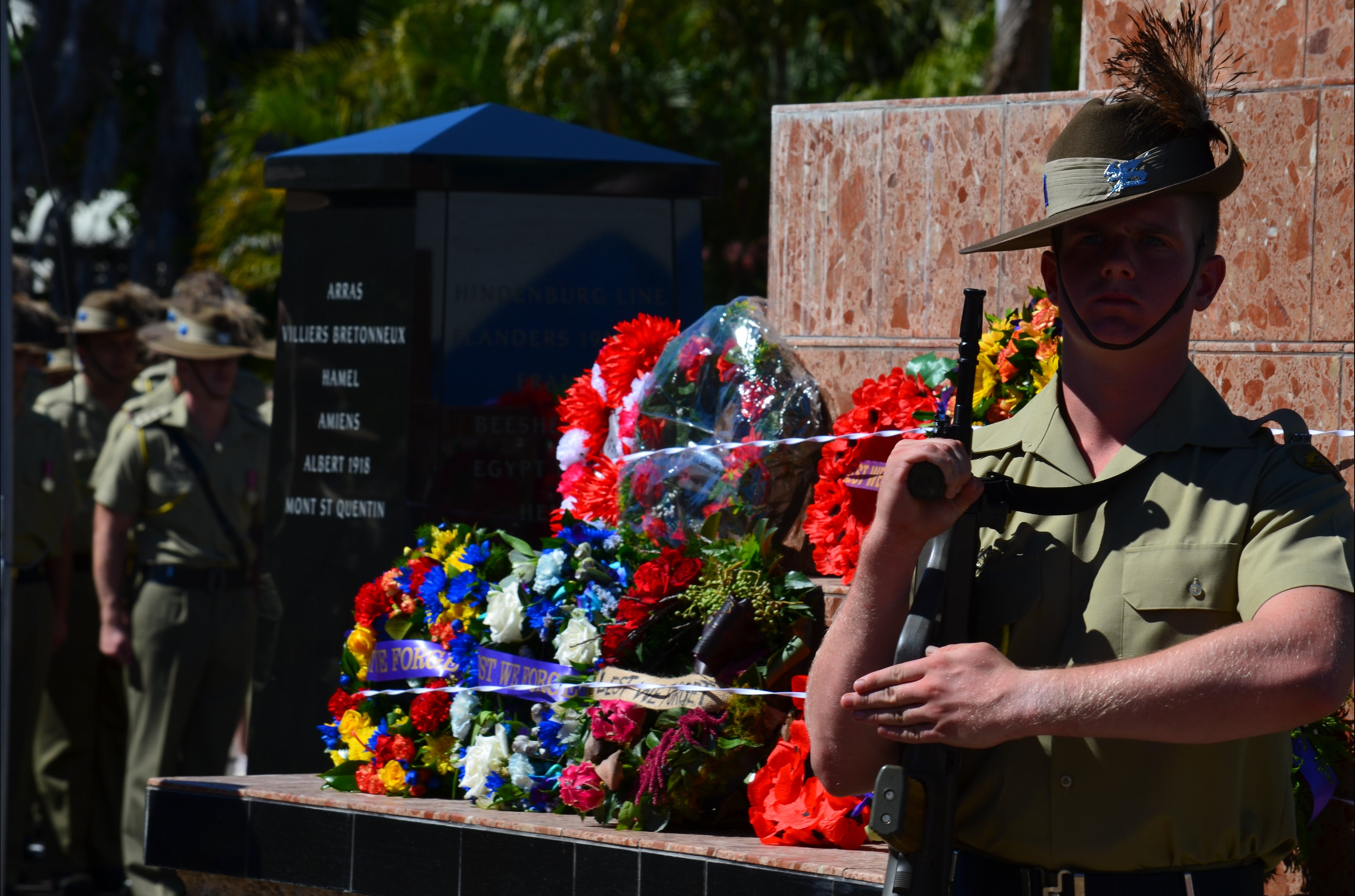 Anzac Day Charters Towers - Accommodation Ballina