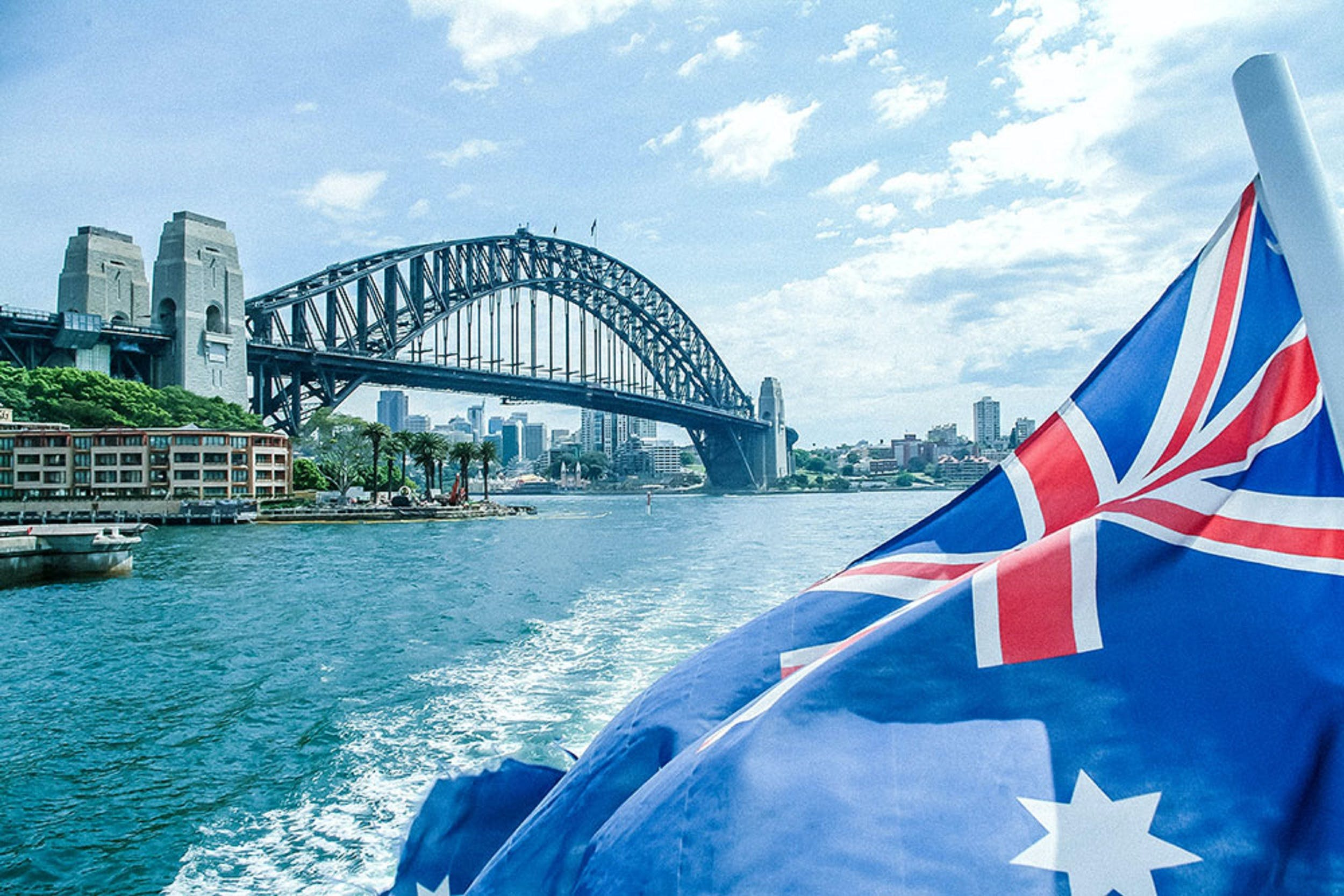 Australia Day Lunch and Dinner Cruises On Sydney Harbour with Sydney Showboats - Accommodation Ballina