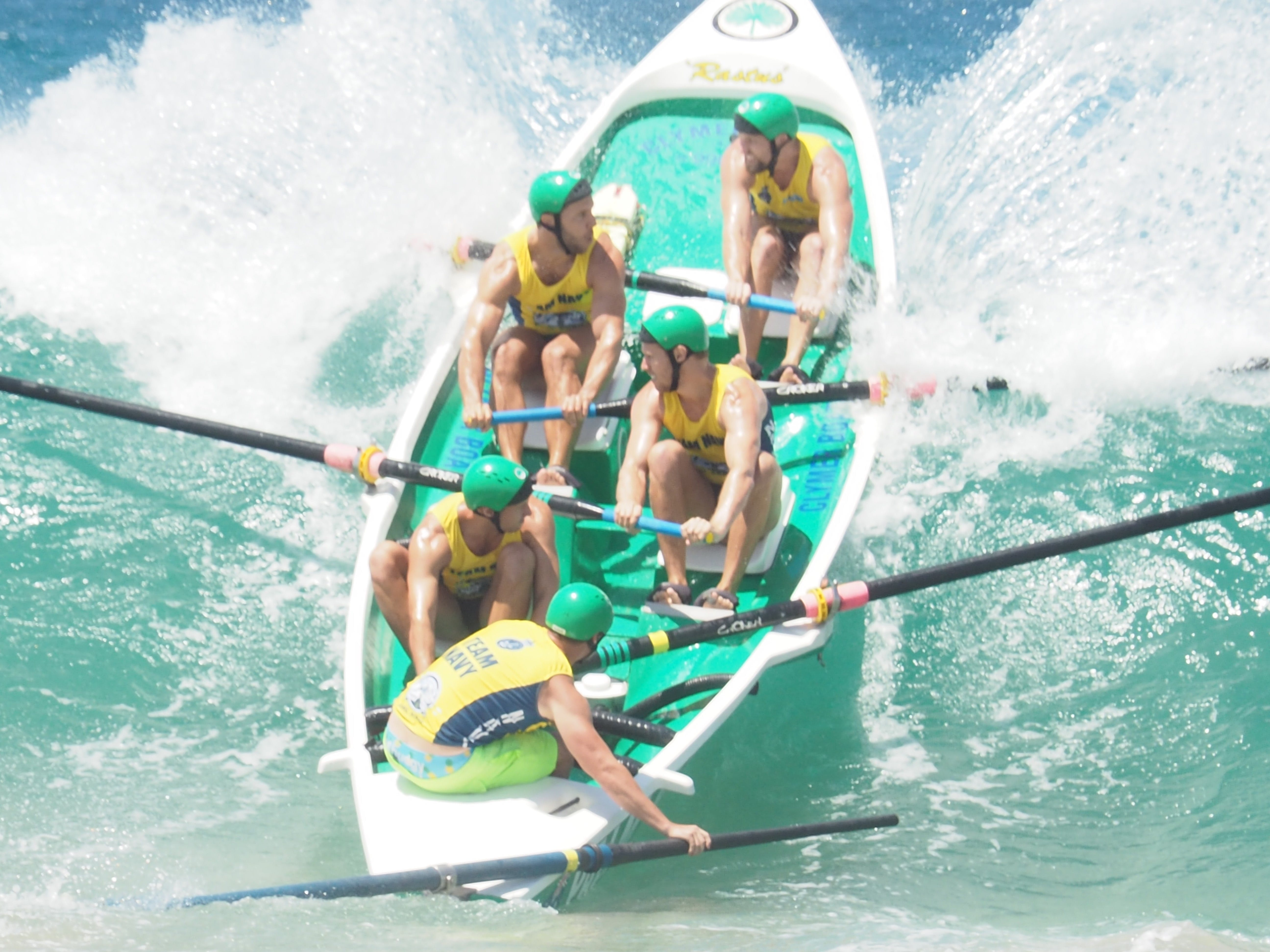 Australian Surf Rowers League Open - Accommodation Ballina