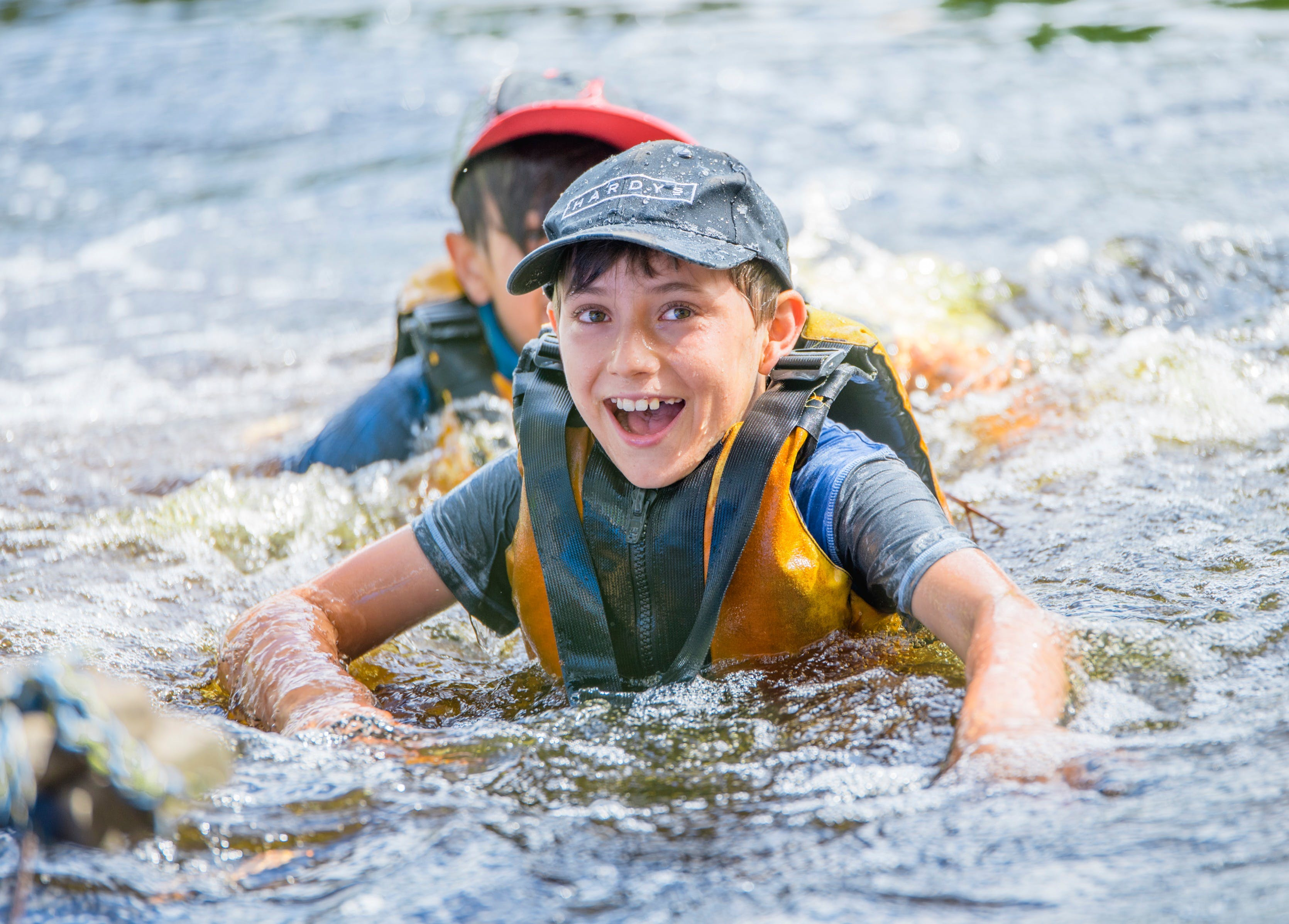 Cave Hill Creek Summer Camp - Accommodation Ballina