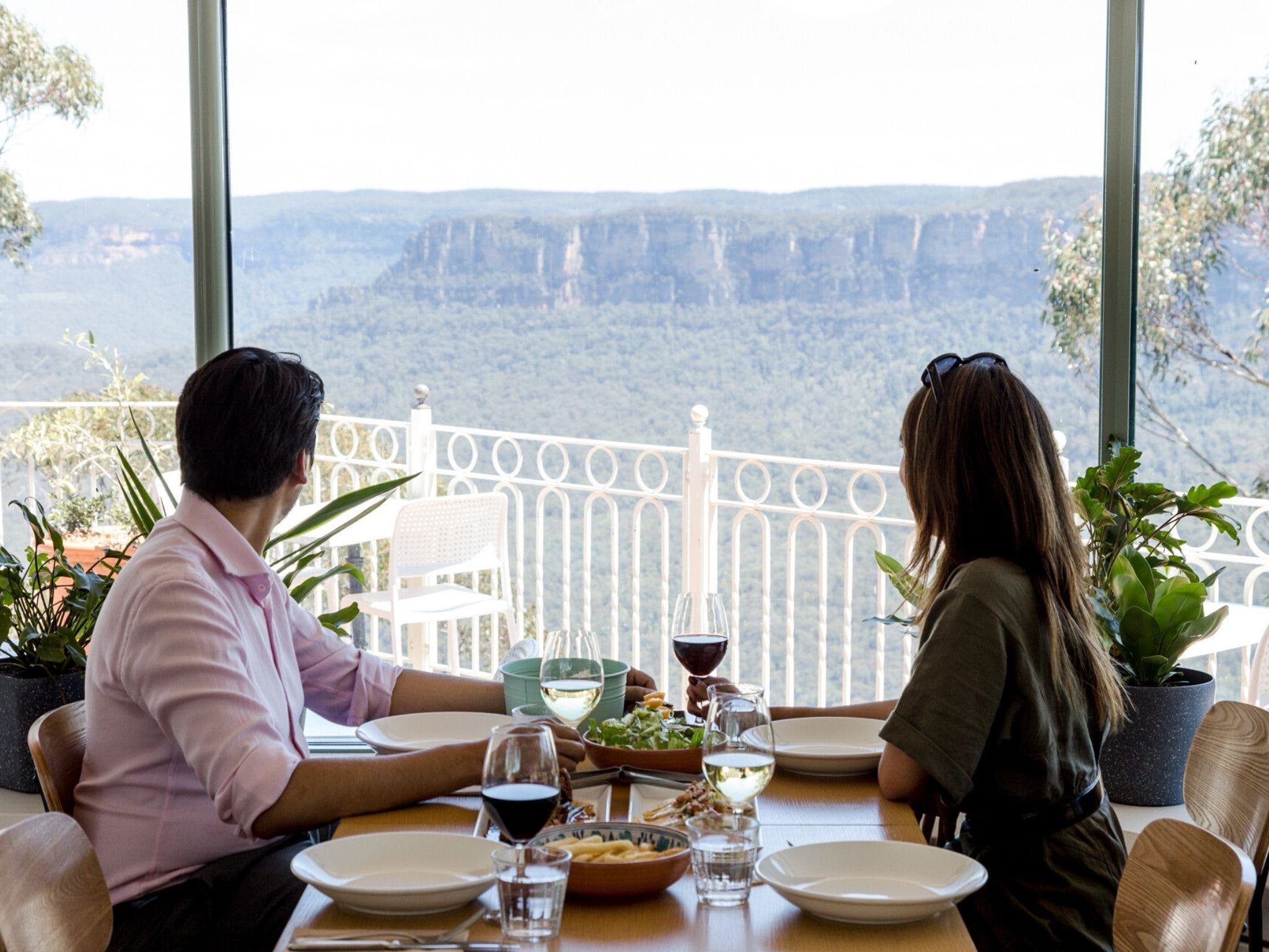Christmas Day Lunch at The Lookout Echo Point - Accommodation Ballina