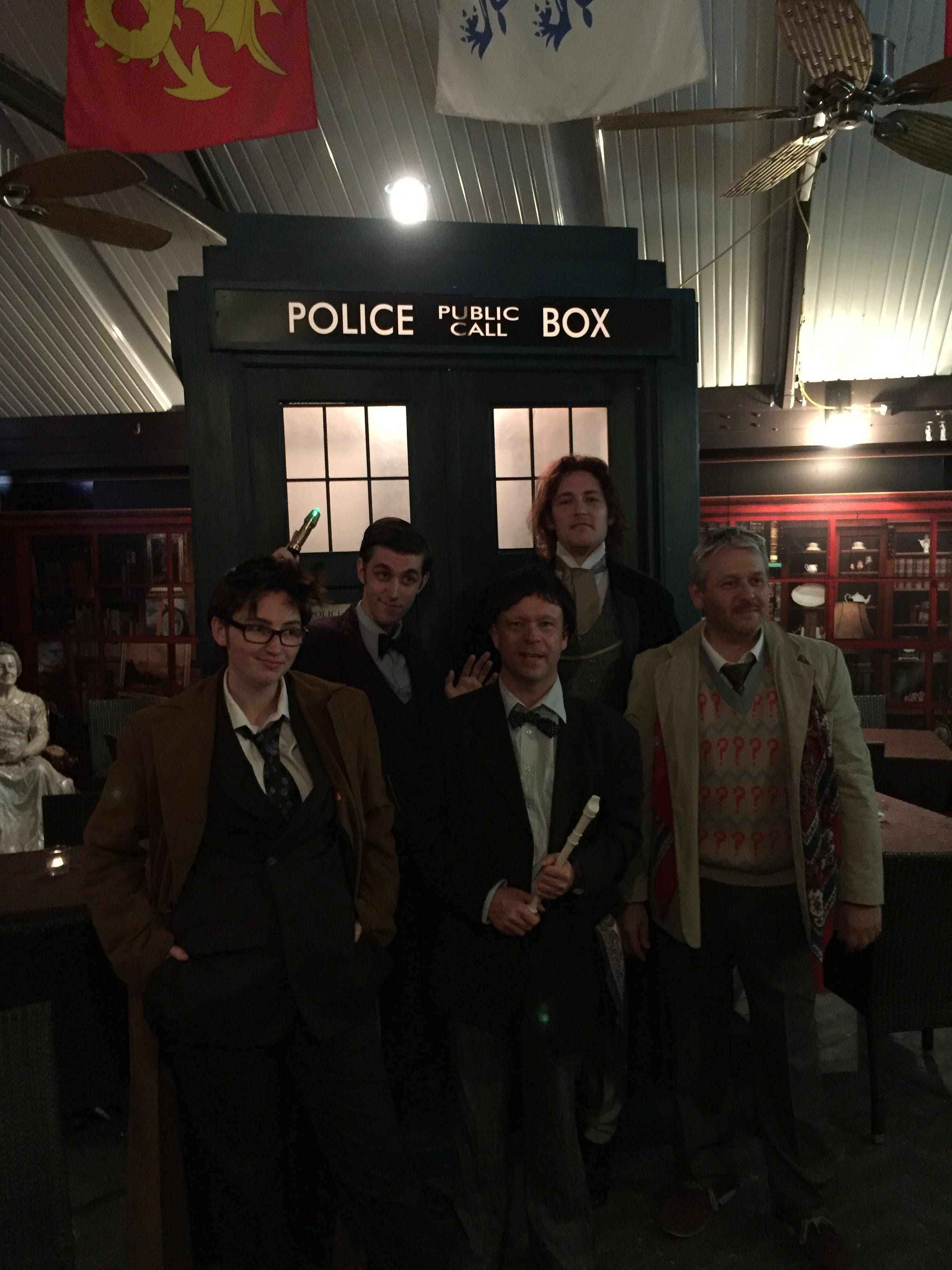 Dr Who Quiz Night - Accommodation Ballina