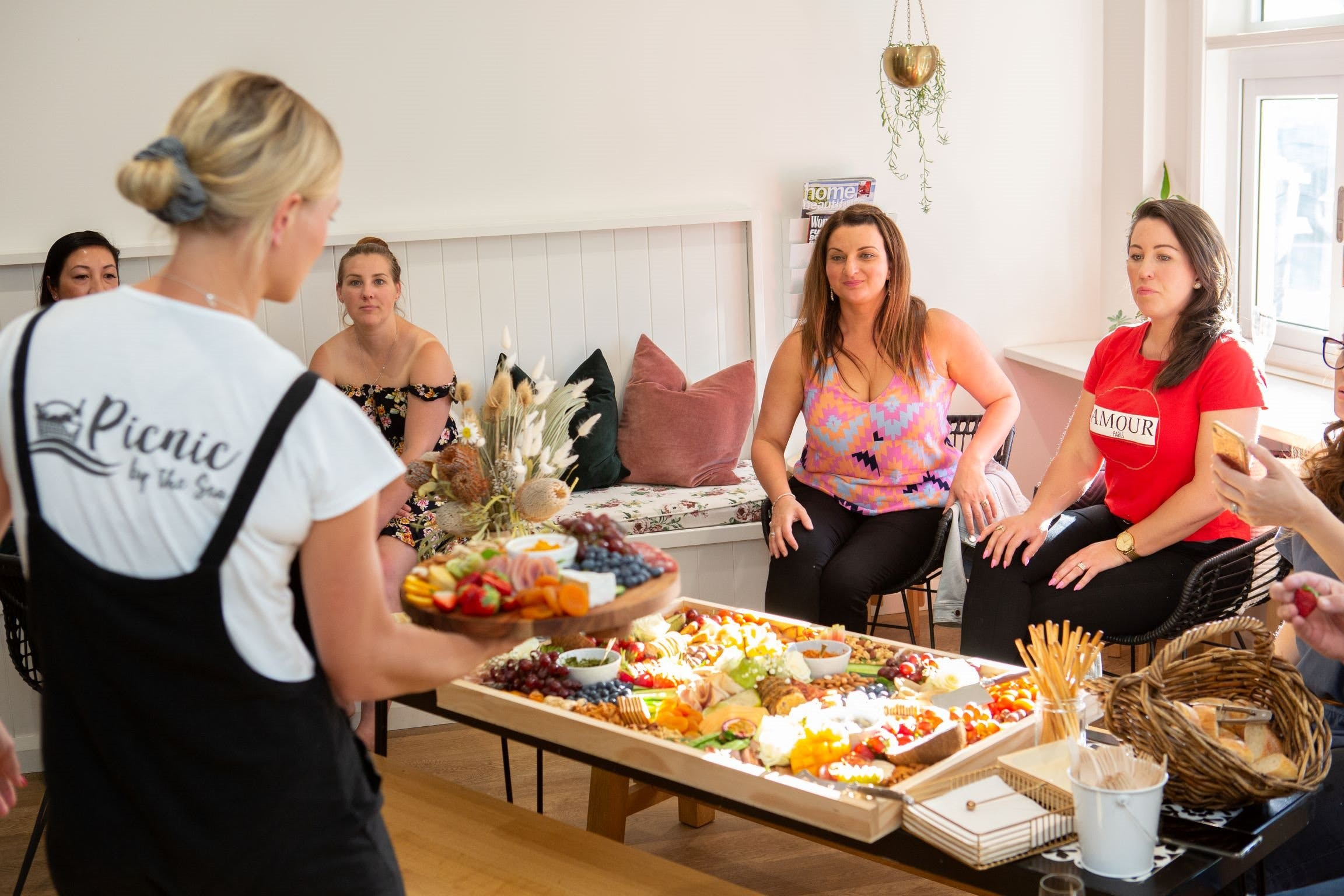 Gourmet Grazing Platter Workshop - Accommodation Ballina